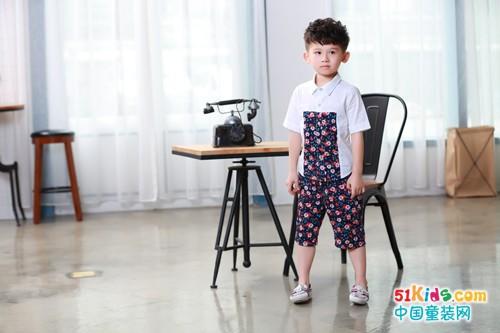 西瓜王子童装产品
