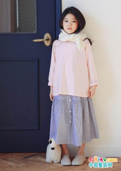 """CHIMTOMG青木童"",只为中国孩子的韩国风尚品牌"
