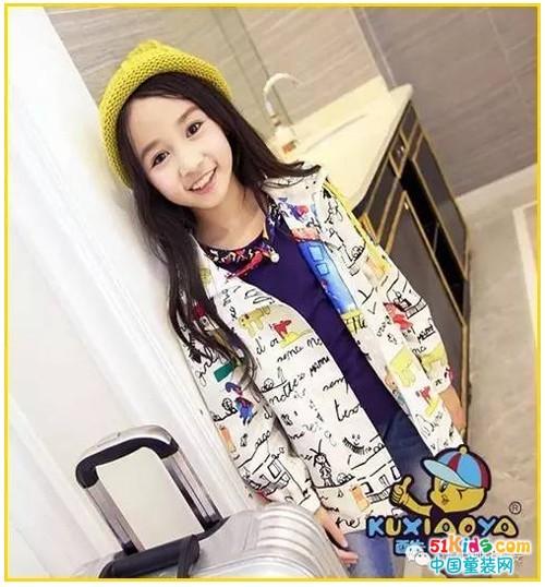 酷小鸭童装让孩子享受一个快乐的童年
