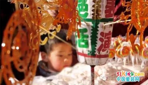 【话说儿时回忆】hcw(卉川屋)武林银泰店带你走进麦芽糖画