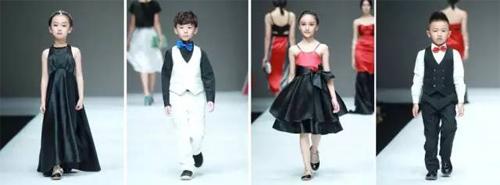 涨姿势丨从国际时装周看少儿超模走秀,了解儿童服装流行风向!图片