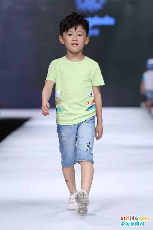 Mongdodo梦多多上海时装周首亮相,诠释儿童整体造型新理念