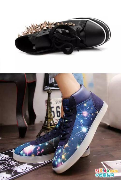干货!如何给孩子选择合适的运动鞋