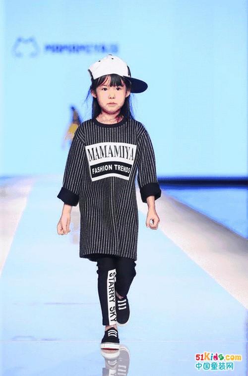 深圳精英儿童模特大赛-玛玛米雅童装品牌秀