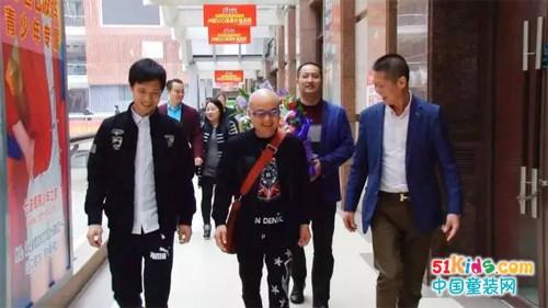 推进终端市场稳步发展 七波辉总裁·CEO陈锦波视察武汉分公司