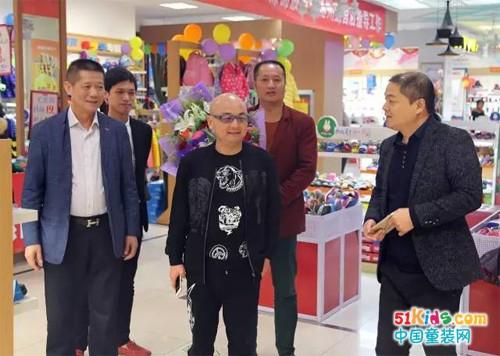 深化精细化管理模式 七波辉总裁·CEO陈锦波巡视武汉区域直营门店