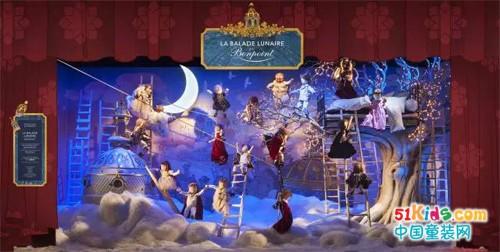 BONPOINT圣诞美梦,已在巴黎春天上演