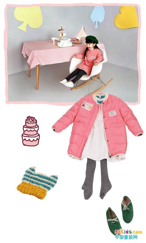 ULLU优露童装 给宝贝一个温暖轻盈又时尚的冬