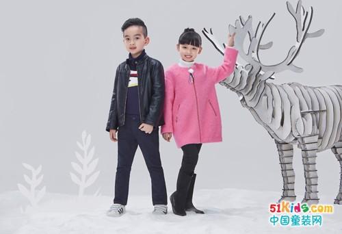 高品质高品位高品德,淘帝童装演绎三品时尚!