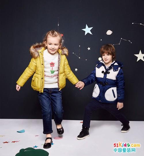 杰米兰帝童装,冬日里不可或缺的英伦风尚!