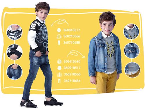 小铃铛童装助孩子发挥想象力,打造成功品牌