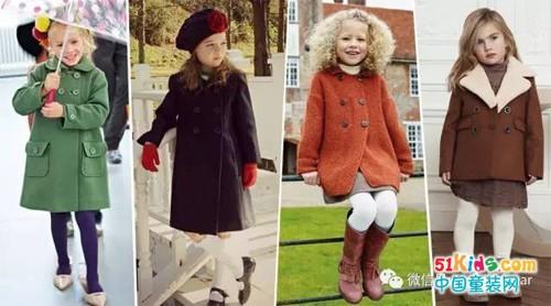对双排扣外套有多喜爱,就看这个冬天宝贝们能不能穿好啦!