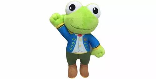 中国十大童装品牌青蛙皇子进驻清远万达啦!