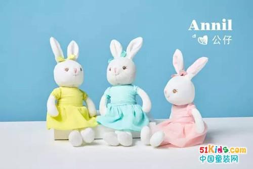 变形兔子手绘