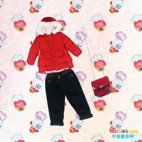 贝贝依依丨小baby在冬日装扮,可爱的娃娃,是新年里最美好的希望