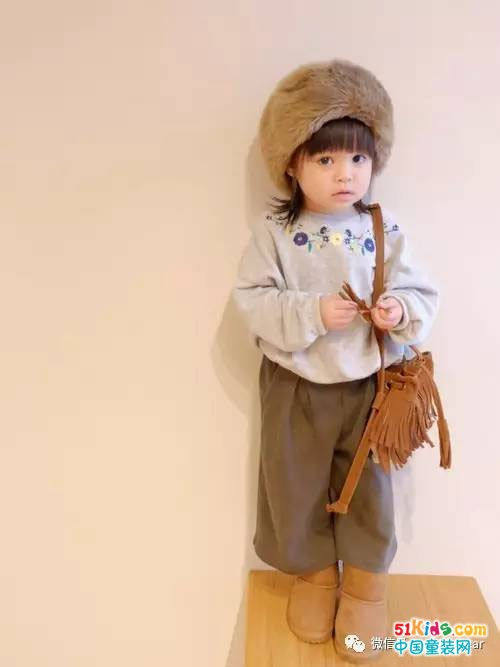 中国可爱萌小女孩
