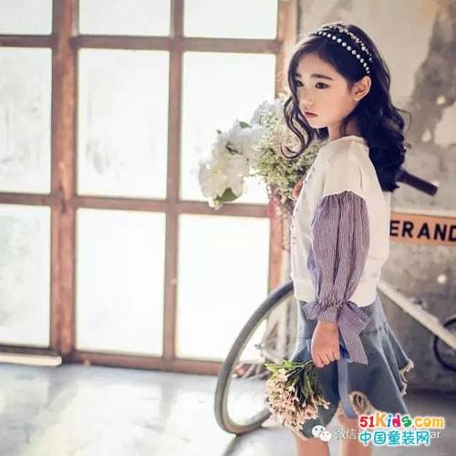 韩国童模可爱表情