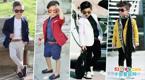 搭配造型都不在话下,最帅小小西装男到底是谁?