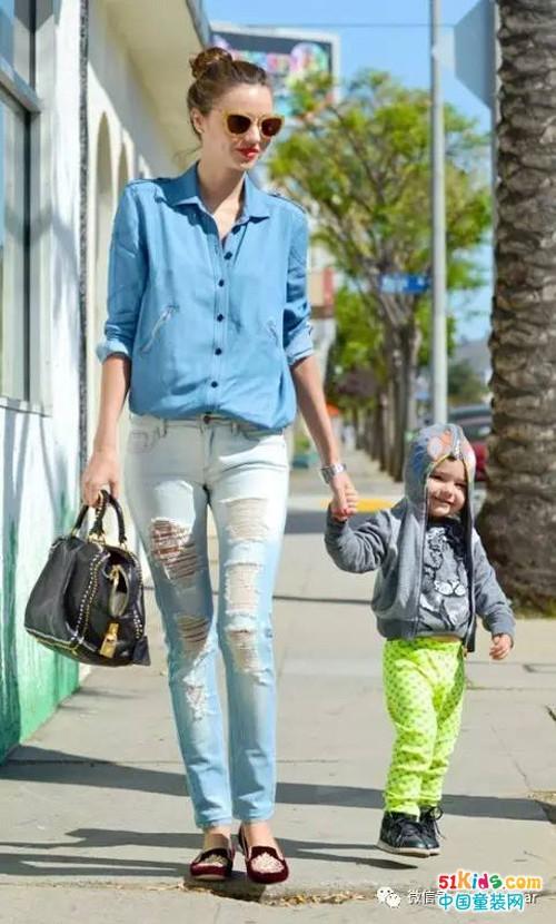 星二代们都爱穿!时髦星妈们最爱的平价童装品牌揭秘