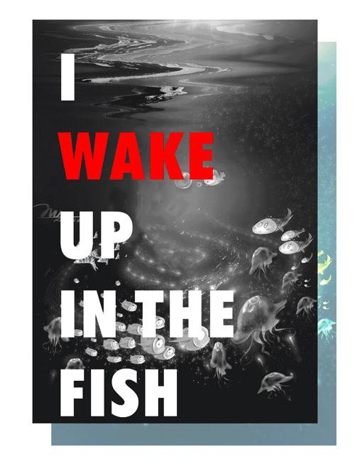 爱法贝2017SUMMER | WO在鱼群中醒来
