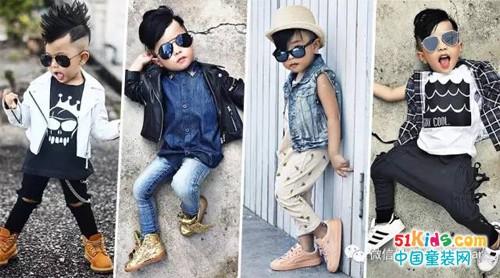 搭配和摆造型都是他的强项,只有3岁的Tyler这样穿!