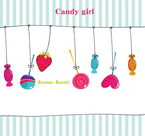 安妮公主童装2017年新品发布--Candy girl蜜糖女孩