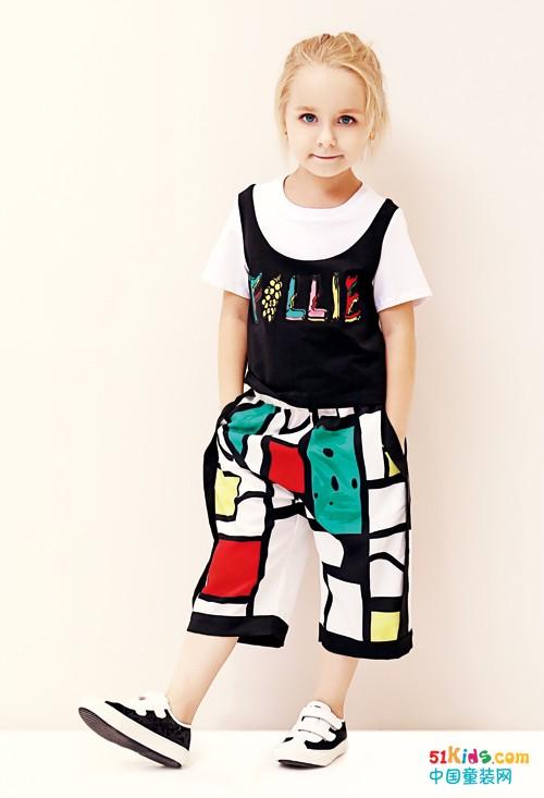 Folli Follie童装,演绎炫酷一季的轻时尚!