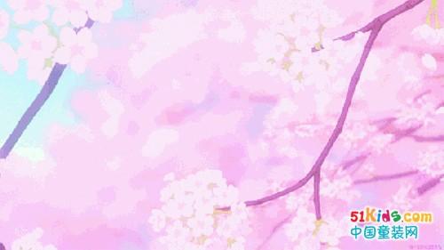 "ELANDKIDS | 浪漫樱花季 穿上牛仔 出门""浪""吧!"