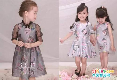 DIZAI童装:女孩们的公主梦