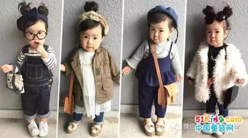 时尚小妞的私服日记,教宝贝们穿出甜美迷人