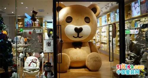 4月18日|洛克泰迪深圳龙岗世贸百货店开业!速来集合!