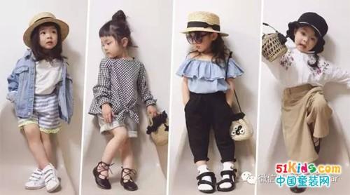 3岁Seina的日常时尚show!穿得好才是真正的潮娃
