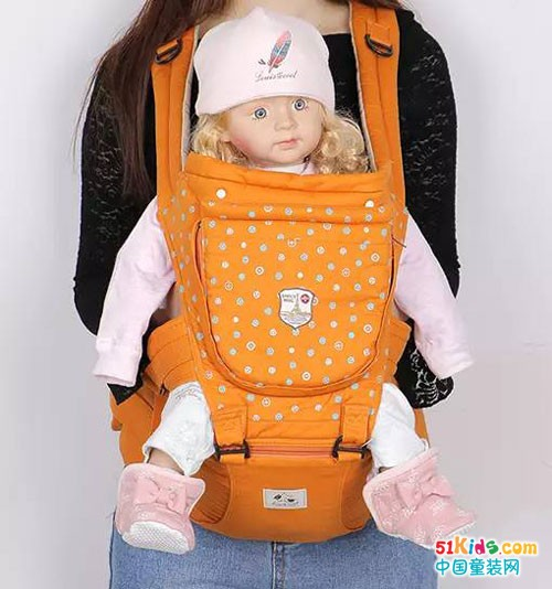 Loucy Miel路西米儿新品上市《多用四季腰凳背带》+《婴儿双肩背带》