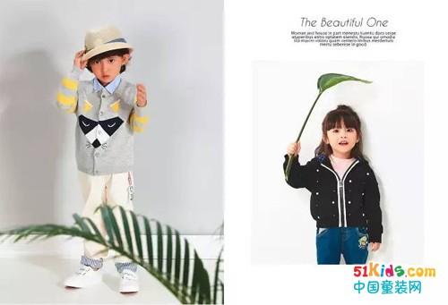 2017年童装品牌加盟市场发展趋势