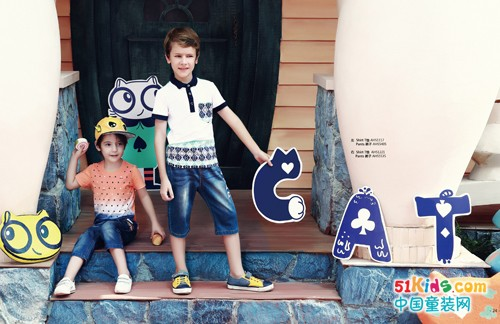 童装叮当猫,给你意想不到的时尚新潮!