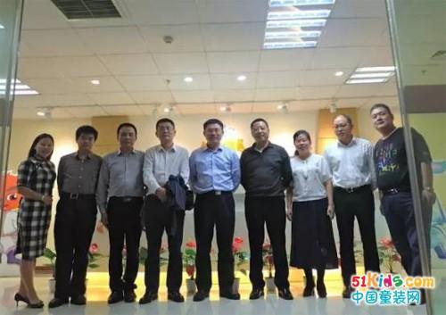 广州市文广新局领导调研虹猫蓝兔制作基地