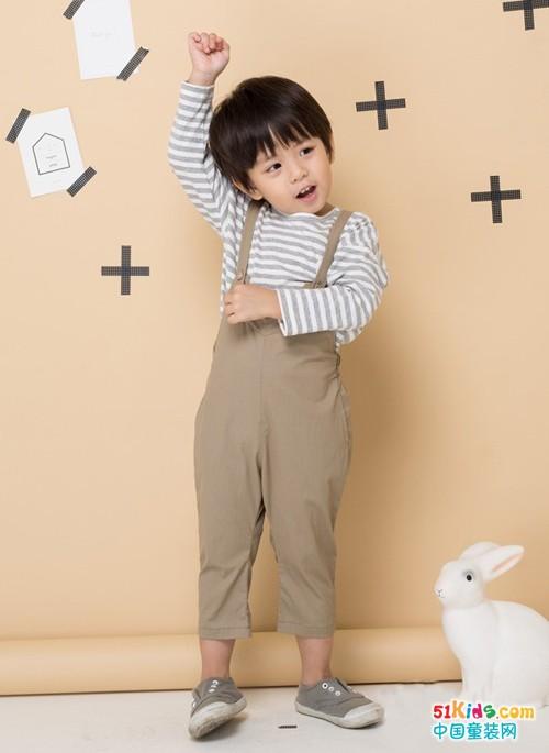 优果贝贝给新手妈妈的建议 五岁左右的小男孩应该如何搭配衣服
