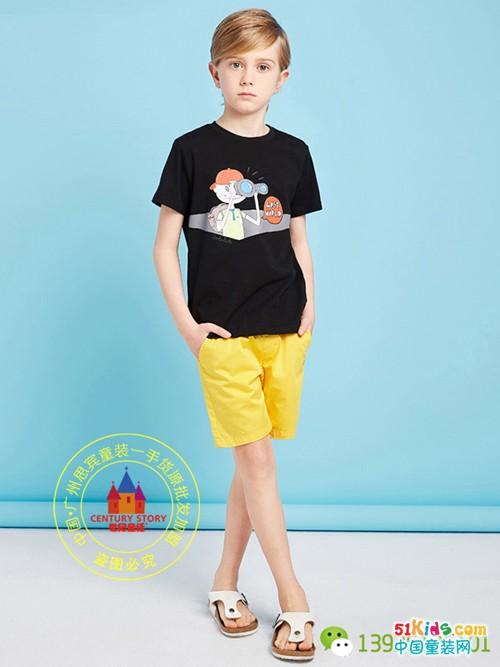 巴拉巴拉品牌折扣童装;广州思宾童装折扣批发