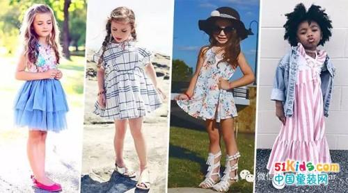 夏日变美的秘籍!4款流行裙装的时尚穿搭指南