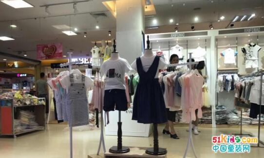 热烈祝贺先飞鸟童装惠州店盛大开业!