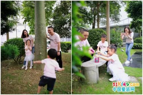 DIZAI童装 |六一儿童节,这样的亲子装回头率100%