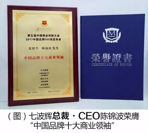 创新思维助推战略升级 七波辉实力书写中国品牌力量