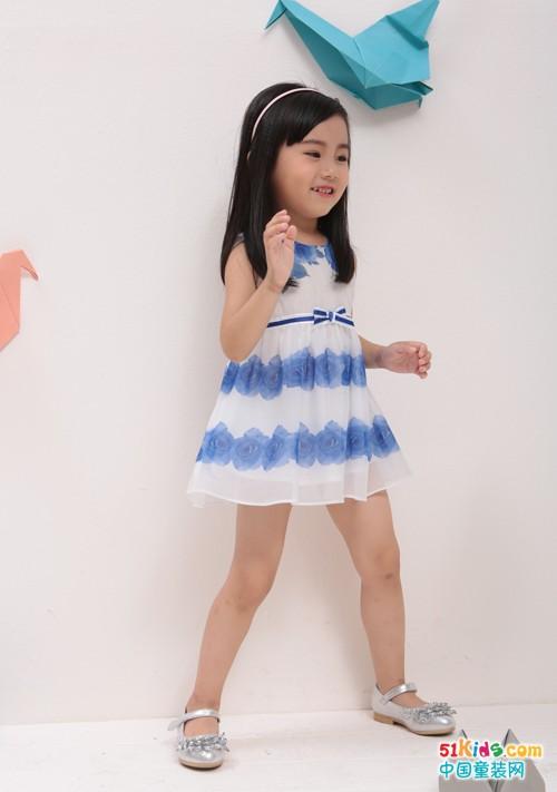 小马嘟嘟丨小女孩穿什么好看?适合小女孩的夏季搭配