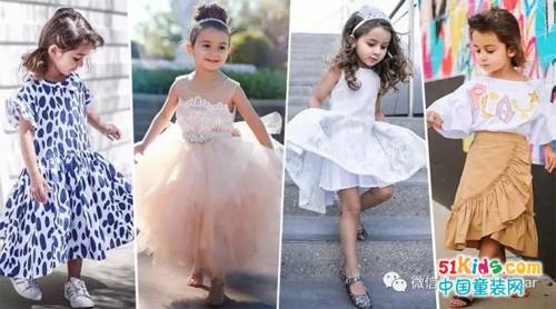 小小淑女养成记,4岁萌妞的甜美裙装秀
