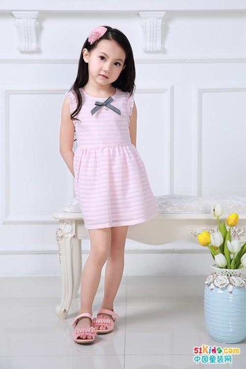 女童夏季穿衣打扮秘籍 尽在E童依派