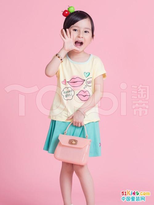 暑假给孩子准备什么衣服好?女童半身裙搭配推荐