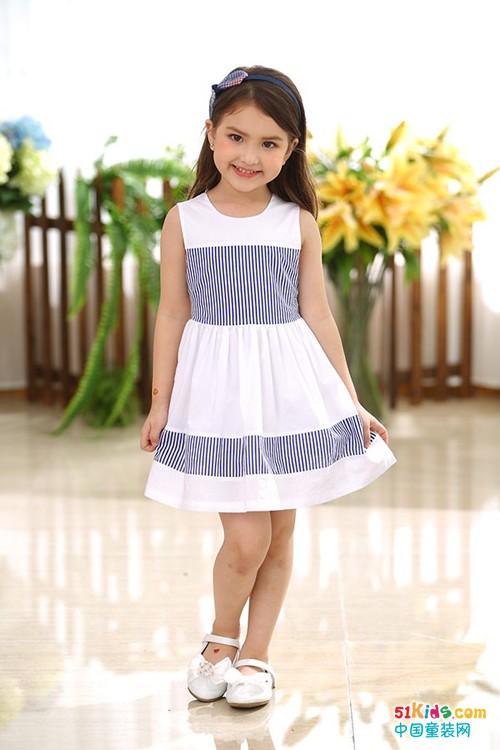 夏至未至,小女孩怎么挑选的连衣裙?