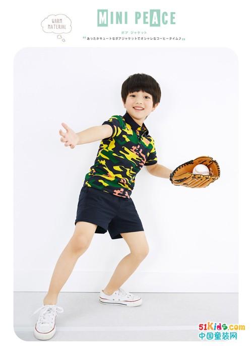 如何打造有品味的小正太?太平鸟童装一招搞定!