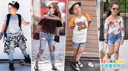 酷炫夏季,没有这样一款破洞牛仔裤都不算潮!