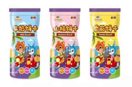 【授权动态】虹猫蓝兔与唯康食品强强联手、共赢发展!